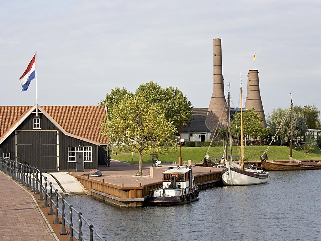 Bruidsbeurs - De Kalkovens - Huizen - Fletcher Nautisch Kwartier - Fletcher - Bruidsbeurs Nederland